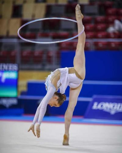 36th FIG Rhythmic Gymnastics World Championships; 10.09.2018