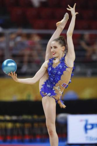 36th FIG Rhythmic Gymnastics World Championships; 11.09.2018
